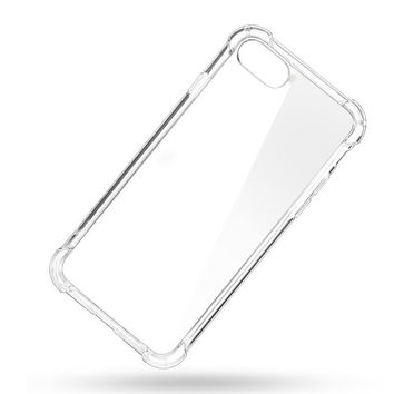 Shock-Absorption Anti-Scratch Case Cover for iPhone 7 7Plus & iPhone 6s 6 Plus