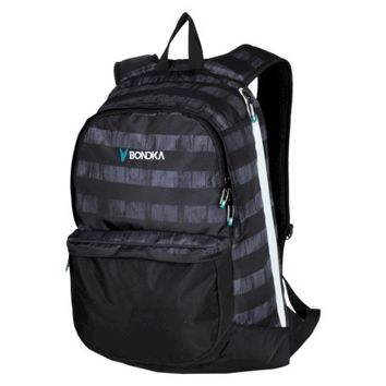 Bondka Domino Backpack - Black