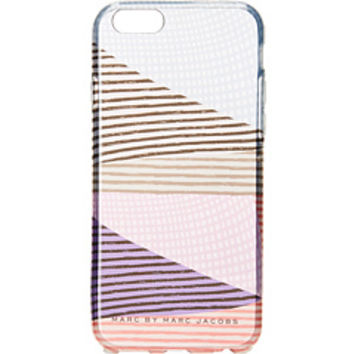 Marc by Marc Jacobs Stripe Mash Up iPhone® 6 Case