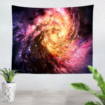 Enter The Galaxy Tapestry