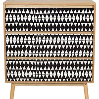 Griffin Chest of 3 Drawers by Casa Uno | Zanui