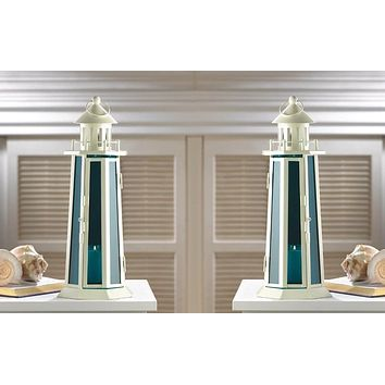2 Blue Harbor Pointe Lamps