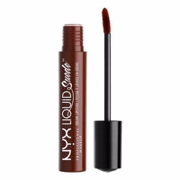 NYX Liquid Suede Cream Lipstick - Club Hopper - #LSCL23