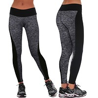 High-Waist Yoga Leggings