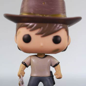 Funko Pop Television, Walking Dead, Carl #97