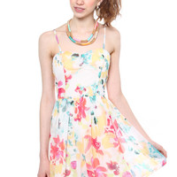 BB Dakota Cilian Floral Dress