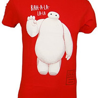 Big Hero 6 Six Baymax Fist Bump T-shirt