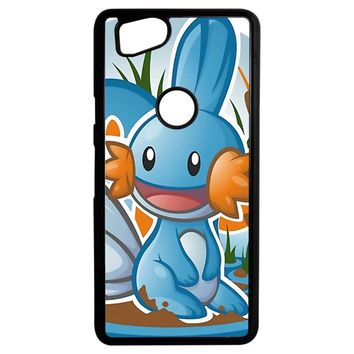 Pokemon Mudkip Render Cut Google Pixel 2 Case