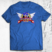 Sonic the Hedgehog Video Game Men's T-shirt