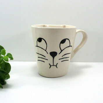 ceramic mug,pottery mug,mug,pottery,coffee mug,handmade mug,ceramic cup,pottery cup,coffee cup,tea cup,handmade,clay mug,cat mug,1 piece