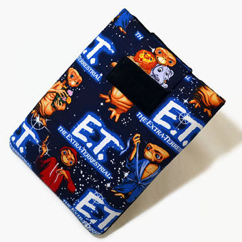 Tablet Case, iPad Case, E.T, the Extraterrestrial, iPad Mini,  7, 8, 9, 10 inch Tablet Cover, Sleeve, Cozy, FOAM Padding, Gift
