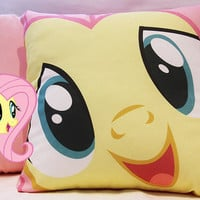 My Little Pony Pillow - FlutterShy