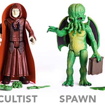 Legends of Cthulhu Action Figures