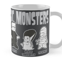 UNIVERSAL CLASSIC MONSTERS by sinropa