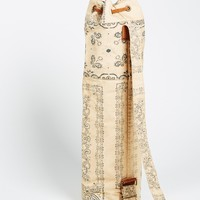 Free People Lotus Yoga Bag