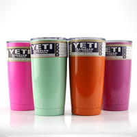 YETI Coffee Drinks Hot Deal Cute Stainless Steel Cars Outdoors Cup [9185628164]