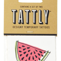 Juicy Watermelon Tattoo - Multi