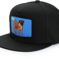 Dog Limited Pug Snapback Hat