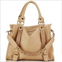 Cool Woven Fashion handbag shoulder bag