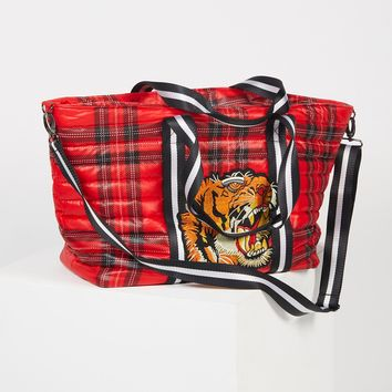Free People Eye Of The Tiger Tote
