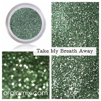 Take My Breath Away Glitter Pigment
