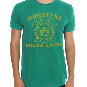Disney Monsters University Oozma Kappa T-Shirt | Hot Topic