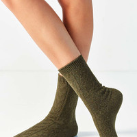 Out From Under Soft Cable Boot Sock - Urban Outfitters