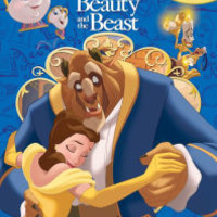 Disney Beauty & The Beast My Busy Books