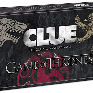 CLUE: Game of Thrones Board Game '