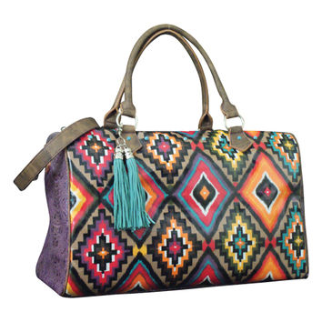 Aztec Overnight Bag