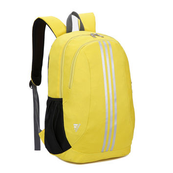 """Adidas"" Stripe Rucksack Handbag Travel Backpack Laptop Bag"