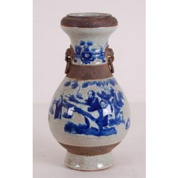 Chinese Gourd Vase