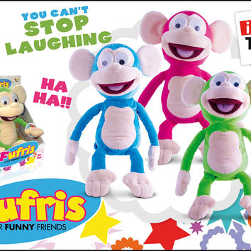 your funny friends monkey Fufis