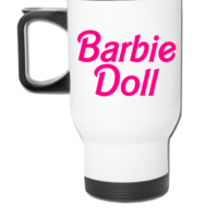 Barbie Doll - Travel Mug