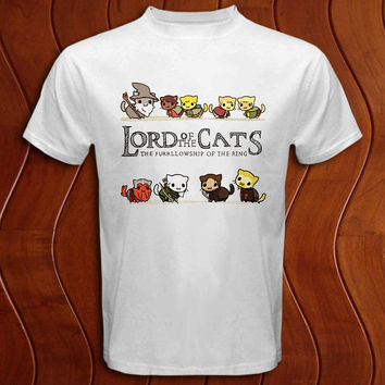 Lord of The Cats Shirt Men and Women T Shirt More Size Available