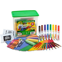 Crayola 80-Piece Creativity Tub