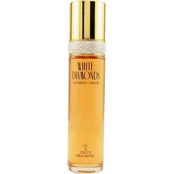 WHITE DIAMONDS by Elizabeth Taylor EDT SPRAY 3.3 OZ (UNBOXED)