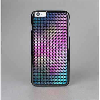 The Vibrant Colored Abstract Cells Skin-Sert for the Apple iPhone 6 Plus Skin-Sert Case