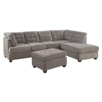 Madison Home USA Sectional - Walmart.com