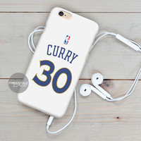 Stephen Curry Number iPhone Case Cover Series