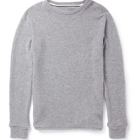 The Elder Statesman - Thermal Cashmere Sweater | MR PORTER