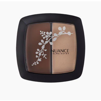 Nuance Salma Hayek Flawless Finish Contour And Illuminate Duo, Pearl Light And Shaded Sand - CVS.com