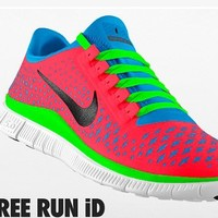 neon nike running shoes - Google Search