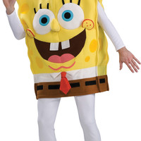 men's costume: spongebob deluxe