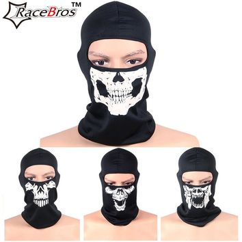 MTB Road Bicycle Cycling Breathable Balaclava Face Masks Winter Snowboard Skiing Training deadpool Ghosts skull Ski Face Masks