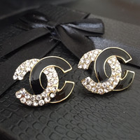 CC Style Earrings - 07