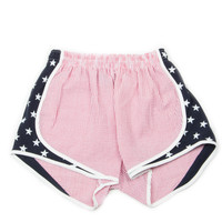 Stars and Stripes | Shorties | Seersucker | Shorts – Lauren James Co.