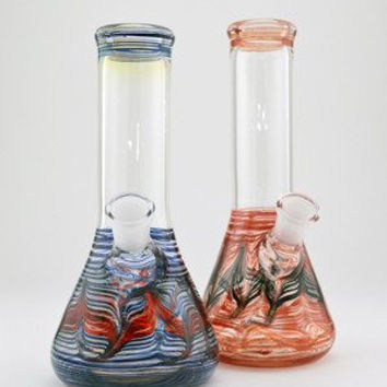 "10"" G.G Wrap and Rake Beaker Mini WP"