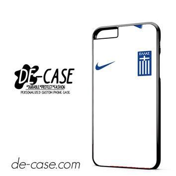 Greece Soccer Jersey DEAL-4835 Apple Phonecase Cover For Iphone 6/ 6S Plus