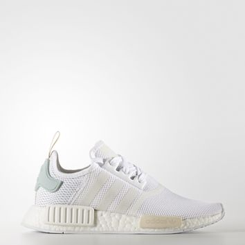 adidas NMD_R1 Shoes - White | adidas US